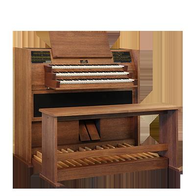 Orgels van de serie Avanti