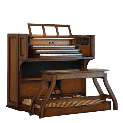 Largo orgel compacte klassieker