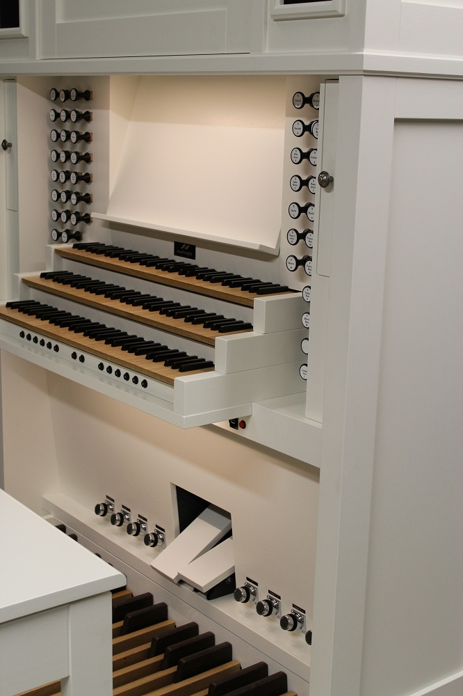 Menuett Organ A Beautiful Living Room Organ From