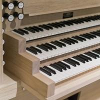 Menuett Hauptwerk orgel | Noorlander Orgelmakerij 1
