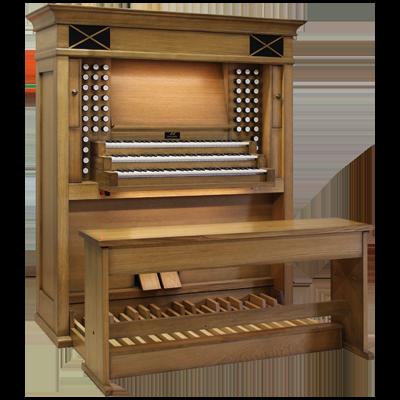 Menuett compact classic organ