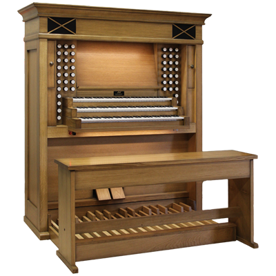Menuett compact klassiek orgel