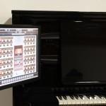 harmonique scherm