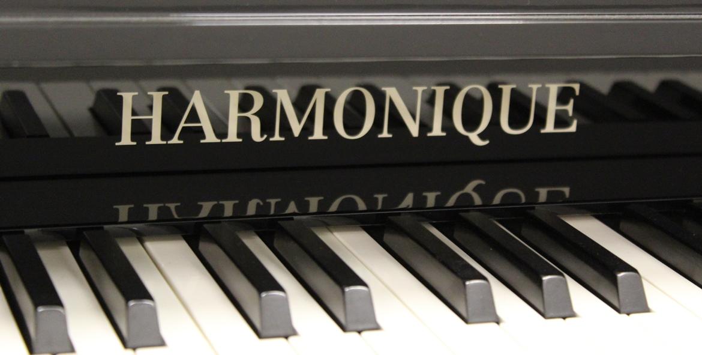 harmonique hauptwerk orgel detail