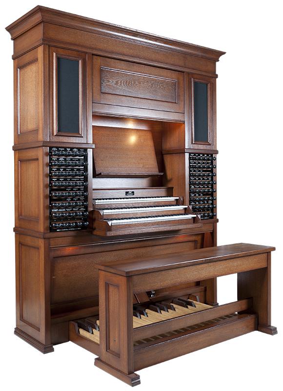 Classic hauptwerk organ Vallotti