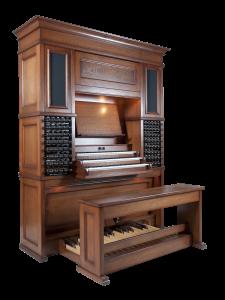 Classic organ Vallotti
