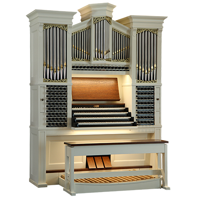 Custom made virtual organ