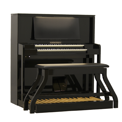 Harmonique moderne woonkamerorgel