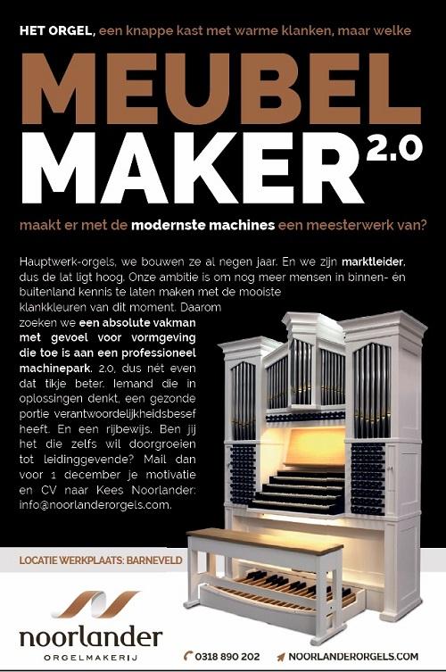 vacature-meubelmaker