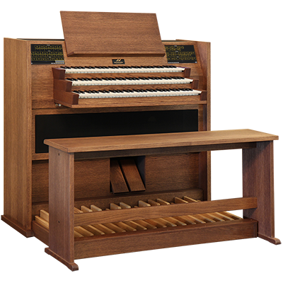 Avanti virtual hauptwerk organ