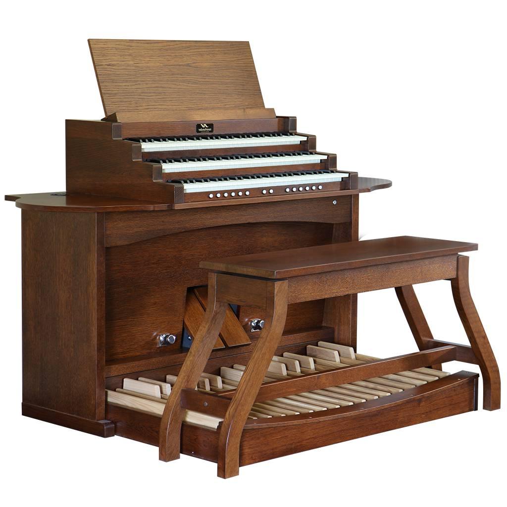 Hauptwerk MIDI Console - Noorlander Organs