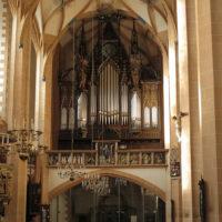 St, Annenkirche, Annaberg-Buchholz