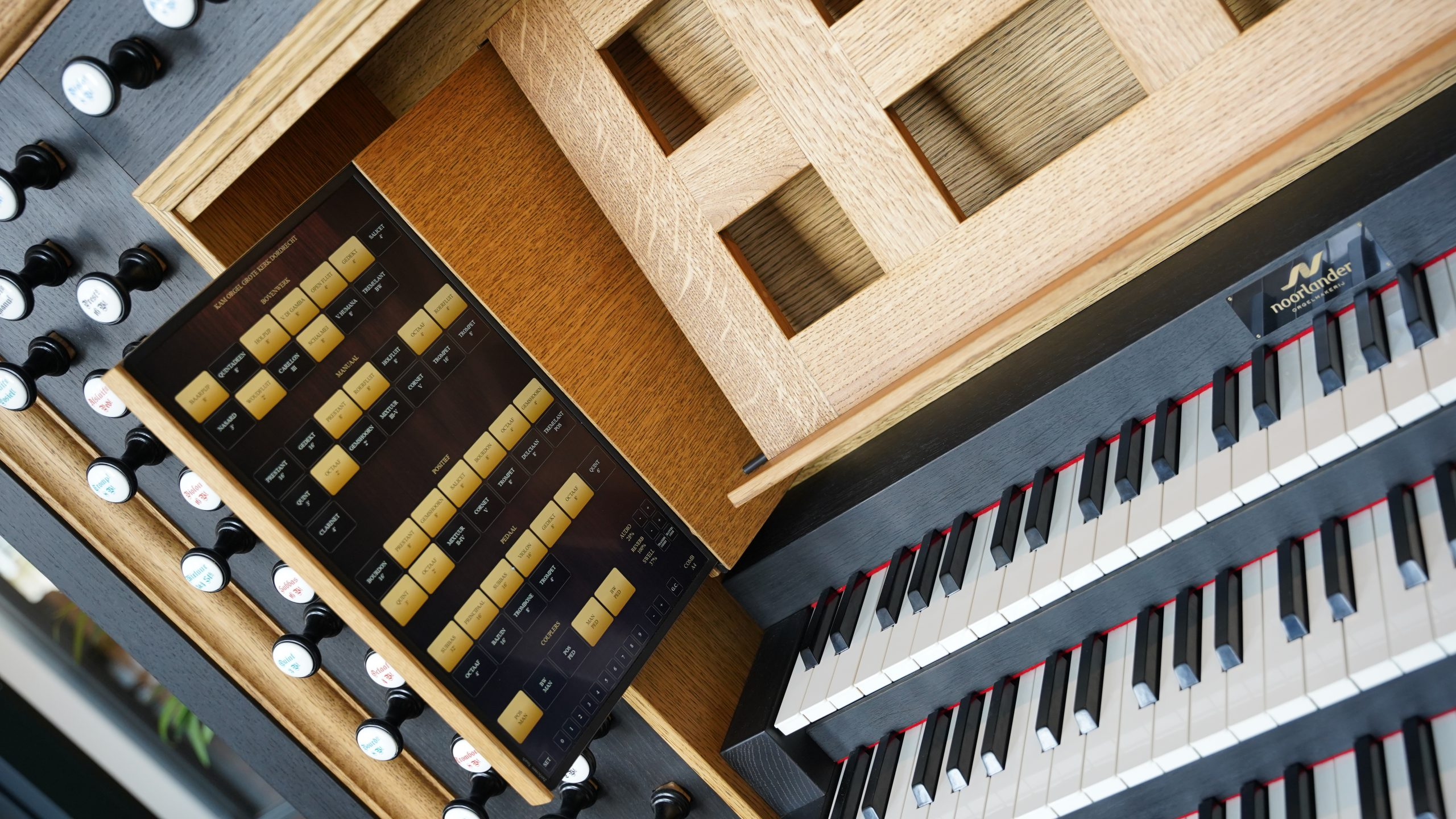 Iconics Orgelmakerij Noorlander