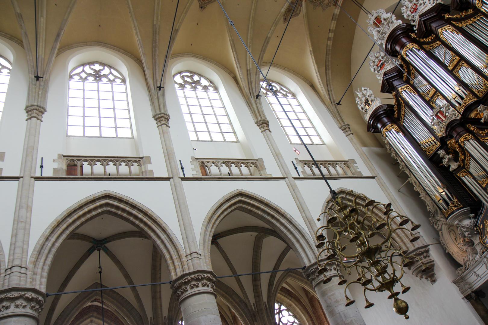 model 'Dordt' Orgelmakerij Noorlander
